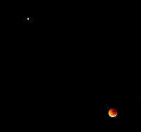 Bloodmoon and Mars